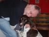 fenka Arcie-zachranena pred zastrelenim. stastne adoptovana do Kutne Hory